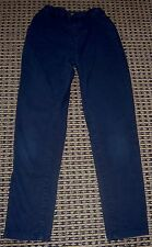 INDIE BY INDUSTRIE BOYS NAVY CHINO PANTS SZ  14
