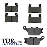 NEW Front & Rear Brake Pads for Honda CBR600RR CBR 600RR 2003 2004