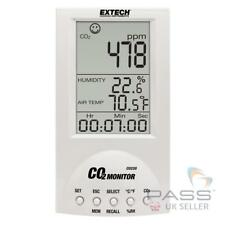 * Nuovo * Extech CO220 Desktop Indoor Air Quality Monitor CO2/UK Stock