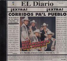 Los Huracanes Del Norte Corridos CD USED LIKE NEW