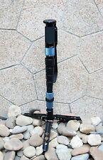 Sirui P-326S / P-326SR Carbon Fiber Monopod w/Three Stand Feet