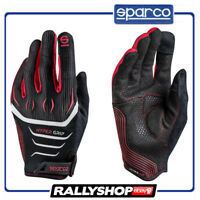 SPARCO GAMING GLOVES Hypergrip Rally Race Racing Game Microfibre Gamer Size M