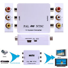 CAREJOY PAL/NTSC/SECAM to PAL/NTSC Bi-directional TV System Converter Switcher