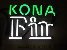 Kona Fire Rock Beer Neon Sign Glass Tubing Replacement Part NO Transformer Frame