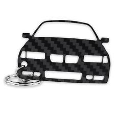BMW e36 m3 316 318 320 carbone Tuning Porte clés-Keychain Accessoires