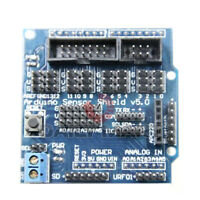 Sensor Shield V5 Digital Analog Arduino UNO MEGA Duemilanove Module Servo Motor