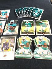 JARVIS LANDRY (15) ROOKIE CARD LOT! 2014 Bowman+Topps Chrome  #/430 UD! Inserts!