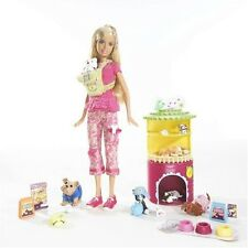 Barbie I Can Be Pet Sitter 2006 Retired Mint NRFB Set