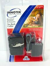 Innotek Rechargeable Automatic No-Bark Collar BC-200
