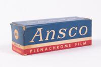 Ansco Plenachrome Film 616 2 1/2X 4 1/4 In. 6.4x10.8 cm Jan 1957 EXPIRED E02