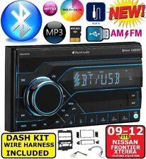 PLANET AUDIO AM/FM/ BLUETOOTH /USB/MP3/AUX/SD EQ CAR RADIO STEREO PKG