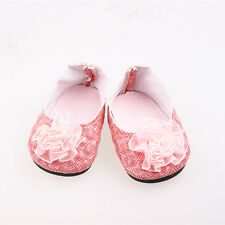 best gift hot sell fashion shoes for 18inch American girl doll party b696