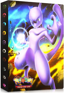 Album Compatible Pokemon Cards  Sleeves GX EX Cards 30 Pages Holds  240 Cards