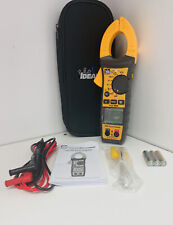 Ideal 61-737 Multimeter AC DC Voltage Ohm 400A Clamp Meter NEW NO BOX FREE SHIP.