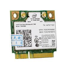 7260HMW Half PCI-e Wireless LAN Card Dual Band WiFi Bluetooth AC 5GHz 867Mbps