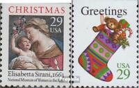 U.S. 2526Do-2527Fo (complete issue) unmounted mint / never hinged 1994 christmas