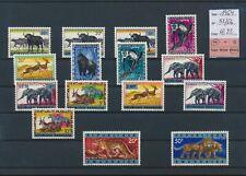 LN75955 Rwanda 1964 wildlife animals fine lot MNH cv 22 EUR