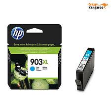 HP 903XL Cartouche d'encre Cyan d'origine HP OfficeJet Pro 6960 6970 Authentique