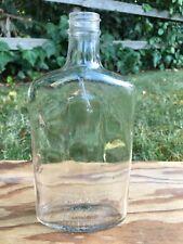 ced7c4990505d9 Vtg Ant q 1965 Half Pint Liquor Bottle