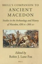 BRILL'S COMPANION TO ANCIENT MACEDON - FOX, ROBIN J. LANE (EDT) - NEW BOOK