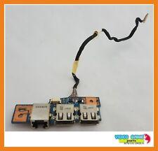 Puerto Usb Packard Bell Easynote TJ62 TJ68 TJ74 TJ61 TJ71 Usb Port 48.4BU02.01M