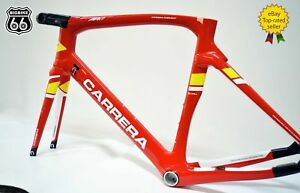 Carrera AR - 01 (Frame and Fork) Size: 52
