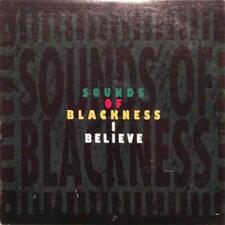 Sounds Of Blackness: I Believe PROMO w/ Artwork MUSIC AUDIO CD LP Edit 2trk 8267