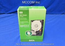 """Western Digital WD Caviar Green 500GB SATA 3.0Gb/s 3.5"""" Hard Drive New,Old Stock"""
