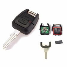 Remote Key ID40 Chip For Vauxhall Opel Astra Vectra Zafira 433.92MHZ HU46 Uncut