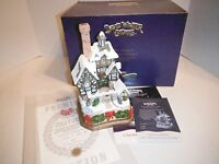 1994 David Winter  The Scrooge Family Home Premier Limited Edition w/Box&Coa New