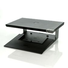 Dell E-CRT MONITOR STAND AND LAPTOP DOCK w/ Eport Replicator OPW395