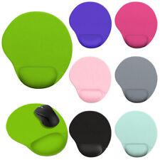 Ergonomic Colorful Rest Wrist Comfort Mouse Pad Support Computer PC Laptop