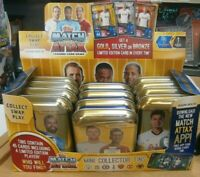 Topps Match Attax 2019/20 Trading Cards Game Collector Tins + Limited Edition