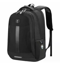 Sosoon Laptop Backpack Business Bags USB Charging Port for 15.6-Inch Laptop NEW