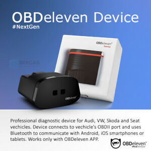 OBDeleven Device (second generation device - NextGen)