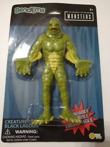 Creature From The Black Lagoon / Universal Studios Monsters Classics / Bend-ems