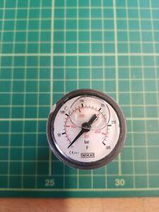Interpump TX 12-100 TSX 12-100 pressure washer Gauge EDGE LEOPARD
