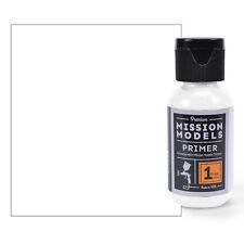 Pintura Modelos de misión-Blanco Imprimación Acrílica Pinturas Acrílicas Modelo 30ml