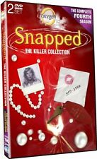 Snapped The Killer Collection 4th Fourth Season 4 Four Series Complete DVD Set R