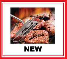 Wisconsin Badgers Tailgate Bbq grill Branding Iron New