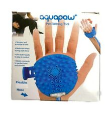 Aquapaw Pet Bathing Tool - Sprayer and Scrubber in One - 5 ft