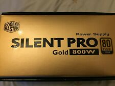 Cooler Master Silent Pro Gold 800w 80+ ATX Power Supply PSU