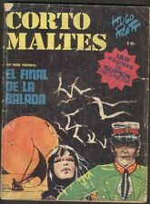 Corto Maltes Magazine Nº2 One Illustrated By Hugo Pratt 1975