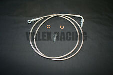 Stainless Steel Clutch Line 02-06 Acura RSX RSX-S DC5