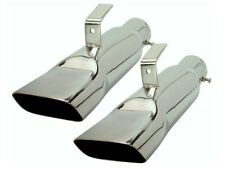 PG Classic 104-S25 Mopar 1968-70 B-body Charger 2-1/2in Stainless Exhaust Tips
