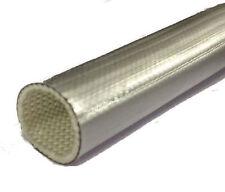 16mm Fire Sleeve Braid Flame Heat Reflective Shield - 1 metre HILFLEX-HRS