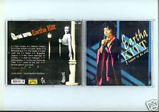 CD ALBUM 15 TITRES-EARTHA KITT--I WANT TO BE EVIL--2004