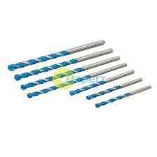 7Pce Multi Material Drill Bit Set especialmente diseñado Punta De Carburo De Tungsteno