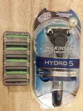 wilkinson sword hydro 5 sensitive Rasierer + 4 Rasierklingen hydro 5 sensitive