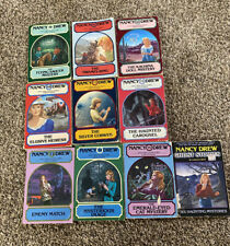 Vintage Lot Of Ten 1980s Nancy Drew Paperback Books By Carolyn Keene